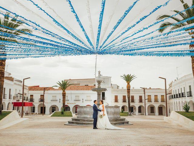 La boda de Daniel y Veronica en Herrera Del Duque, Badajoz 46