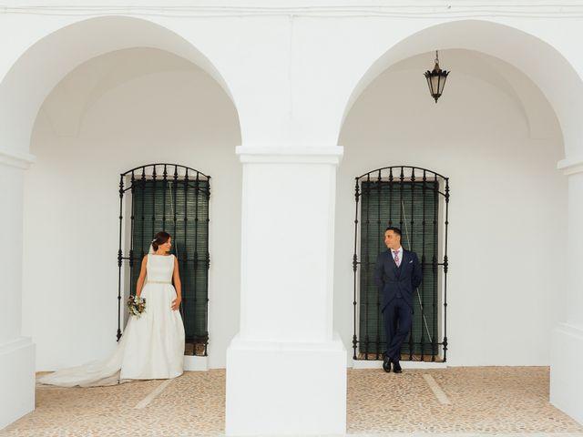 La boda de Daniel y Veronica en Herrera Del Duque, Badajoz 47