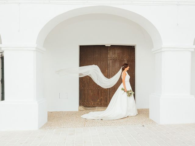 La boda de Daniel y Veronica en Herrera Del Duque, Badajoz 48