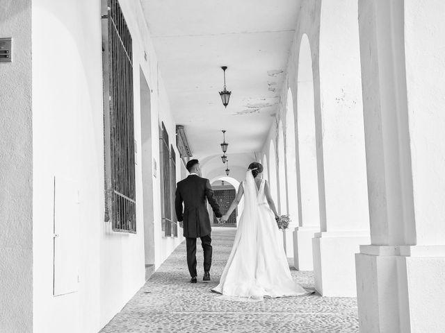 La boda de Daniel y Veronica en Herrera Del Duque, Badajoz 49