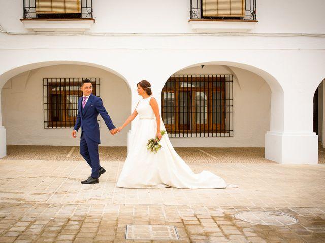 La boda de Daniel y Veronica en Herrera Del Duque, Badajoz 52