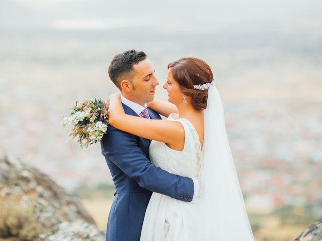 La boda de Daniel y Veronica en Herrera Del Duque, Badajoz 55