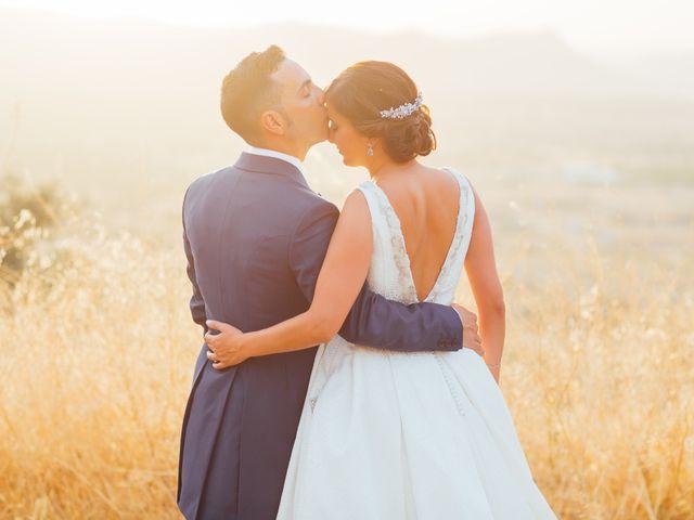 La boda de Daniel y Veronica en Herrera Del Duque, Badajoz 62