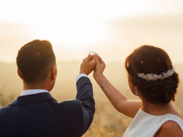 La boda de Daniel y Veronica en Herrera Del Duque, Badajoz 64