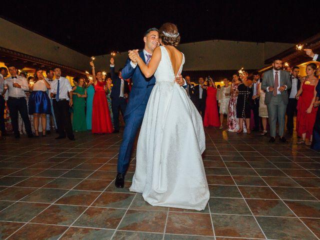 La boda de Daniel y Veronica en Herrera Del Duque, Badajoz 69