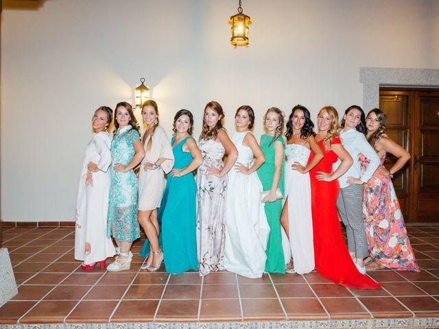 La boda de Daniel y Veronica en Herrera Del Duque, Badajoz 73