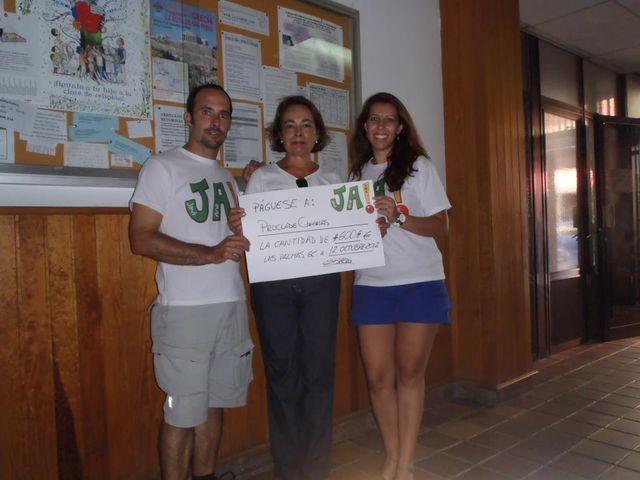 La boda de Ana y Javi  en Las Palmas De Gran Canaria, Las Palmas 12