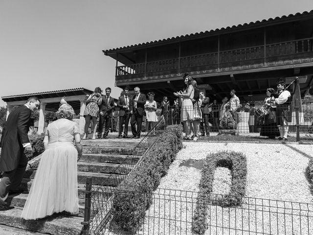La boda de Óscar y Tamara en Guyame, Asturias 7