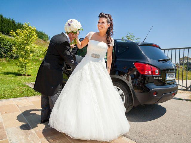 La boda de Óscar y Tamara en Guyame, Asturias 9
