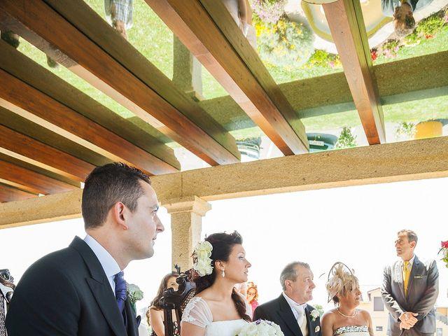 La boda de Óscar y Tamara en Guyame, Asturias 11