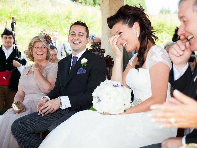 La boda de Óscar y Tamara en Guyame, Asturias 17