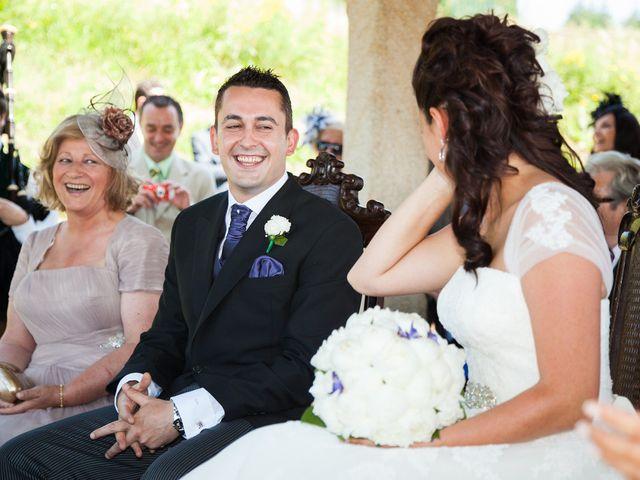 La boda de Óscar y Tamara en Guyame, Asturias 18
