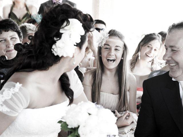 La boda de Óscar y Tamara en Guyame, Asturias 1