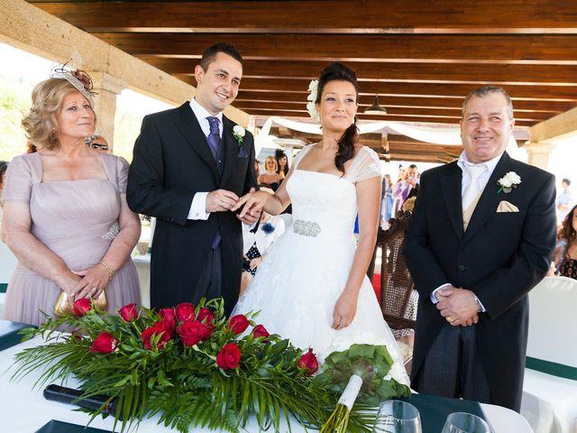 La boda de Óscar y Tamara en Guyame, Asturias 20