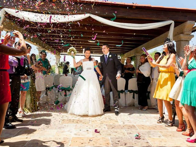 La boda de Óscar y Tamara en Guyame, Asturias 24