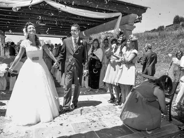 La boda de Óscar y Tamara en Guyame, Asturias 25