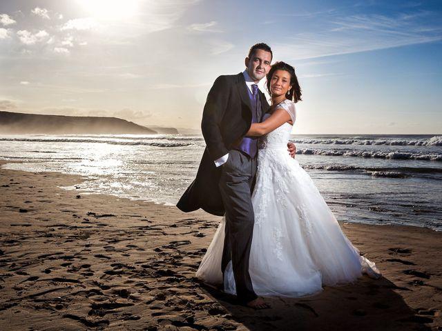 La boda de Óscar y Tamara en Guyame, Asturias 31