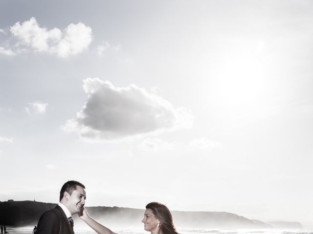 La boda de Óscar y Tamara en Guyame, Asturias 32