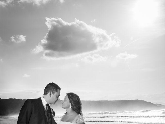 La boda de Óscar y Tamara en Guyame, Asturias 33