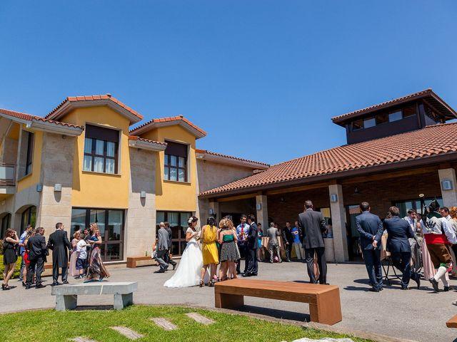 La boda de Óscar y Tamara en Guyame, Asturias 36