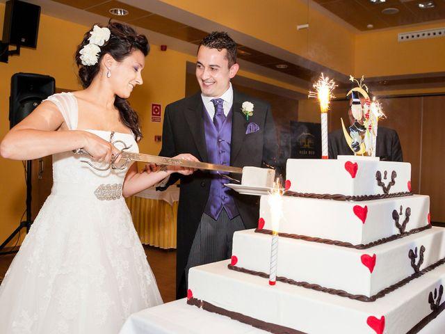 La boda de Óscar y Tamara en Guyame, Asturias 41