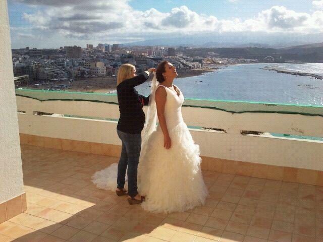 La boda de Ana y Javi  en Las Palmas De Gran Canaria, Las Palmas 21