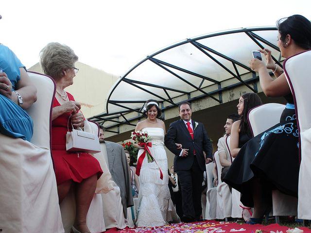 La boda de Mayte y Alberto en Plasencia, Cáceres 14