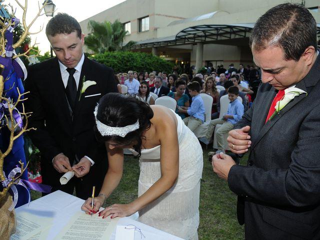 La boda de Mayte y Alberto en Plasencia, Cáceres 17