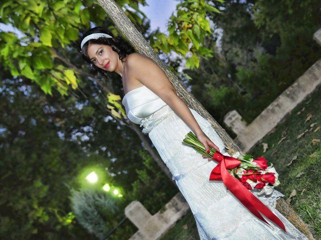 La boda de Mayte y Alberto en Plasencia, Cáceres 20