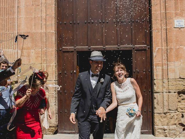 La boda de Darwin y Emily en Laguardia, Álava 2