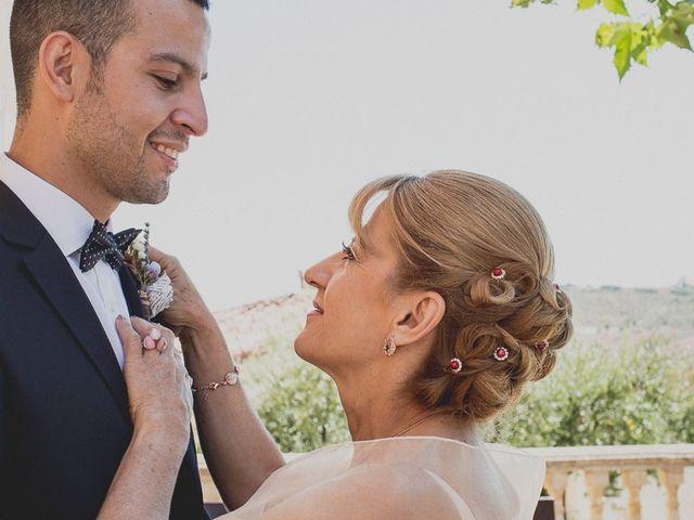 La boda de Darwin y Emily en Laguardia, Álava 33