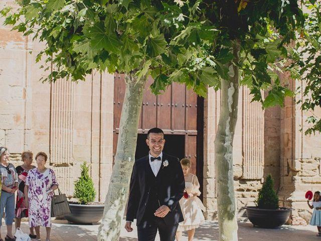 La boda de Darwin y Emily en Laguardia, Álava 39