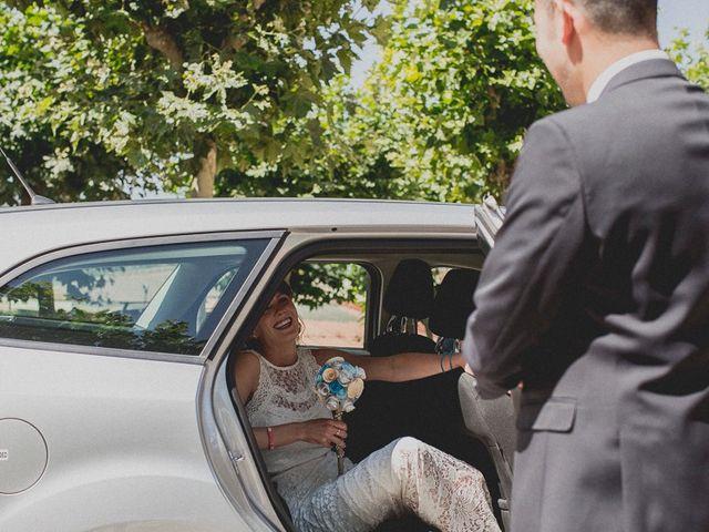 La boda de Darwin y Emily en Laguardia, Álava 40