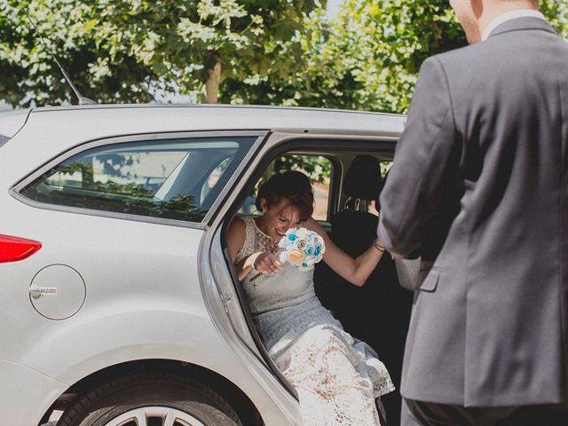 La boda de Darwin y Emily en Laguardia, Álava 41