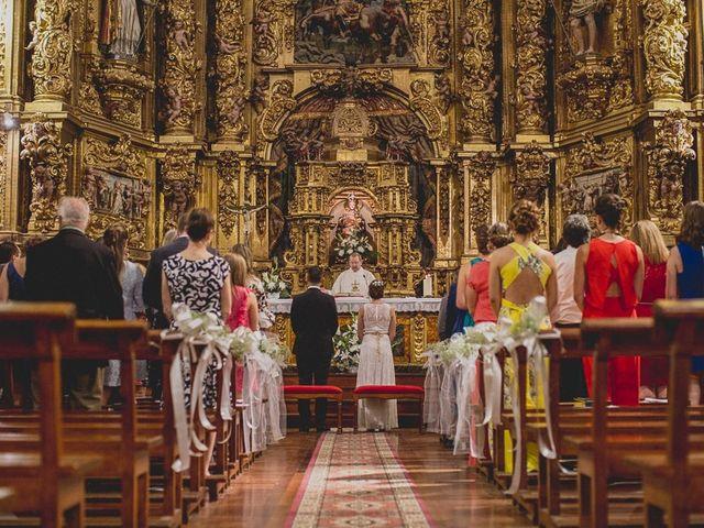 La boda de Darwin y Emily en Laguardia, Álava 43