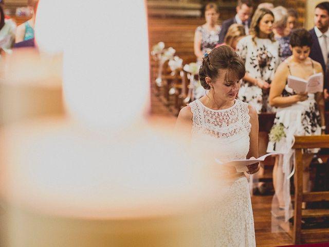 La boda de Darwin y Emily en Laguardia, Álava 46