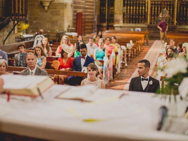 La boda de Darwin y Emily en Laguardia, Álava 47