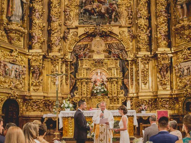 La boda de Darwin y Emily en Laguardia, Álava 49