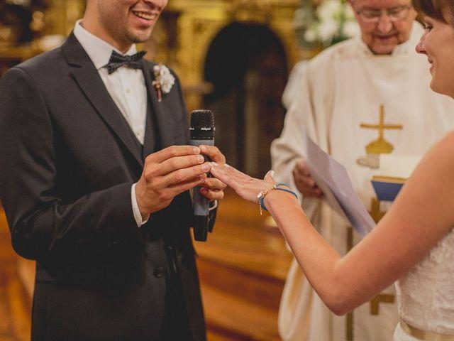 La boda de Darwin y Emily en Laguardia, Álava 50
