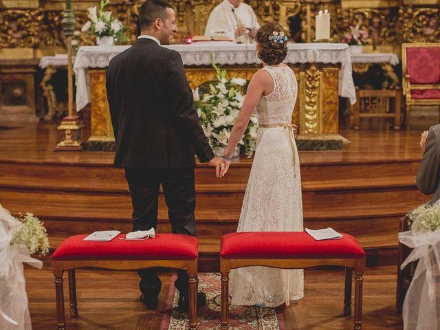 La boda de Darwin y Emily en Laguardia, Álava 53
