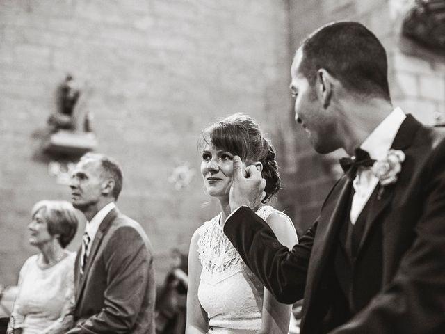 La boda de Darwin y Emily en Laguardia, Álava 57