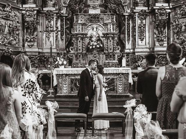 La boda de Darwin y Emily en Laguardia, Álava 61