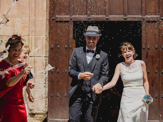 La boda de Darwin y Emily en Laguardia, Álava 62