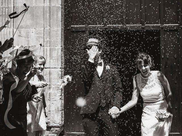 La boda de Darwin y Emily en Laguardia, Álava 63