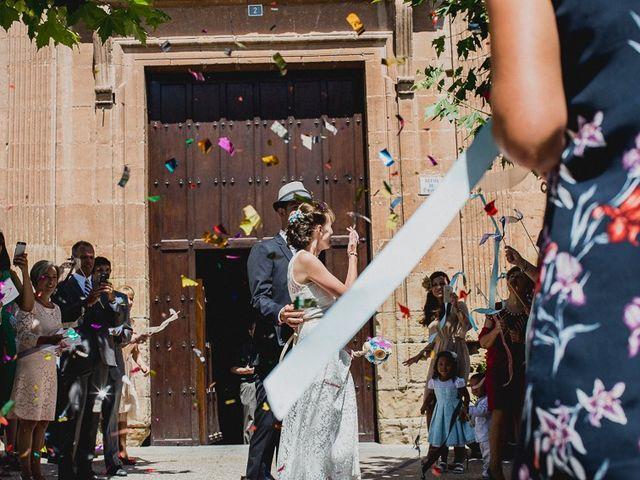 La boda de Darwin y Emily en Laguardia, Álava 64