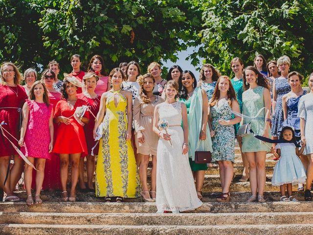 La boda de Darwin y Emily en Laguardia, Álava 65