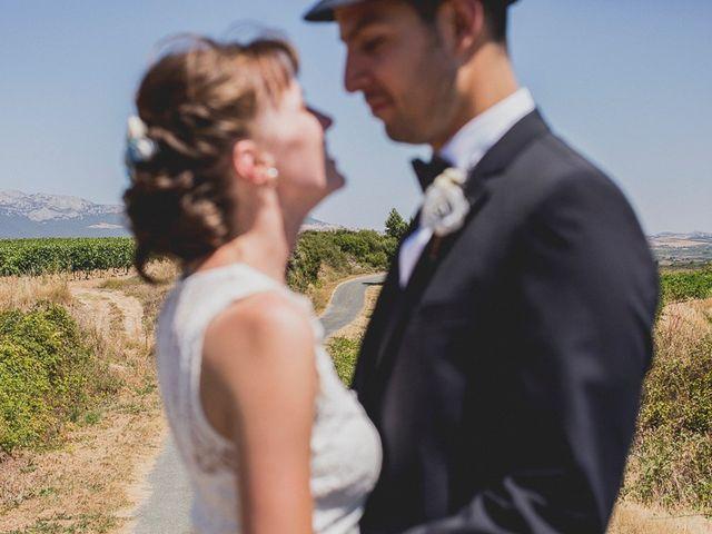 La boda de Darwin y Emily en Laguardia, Álava 70