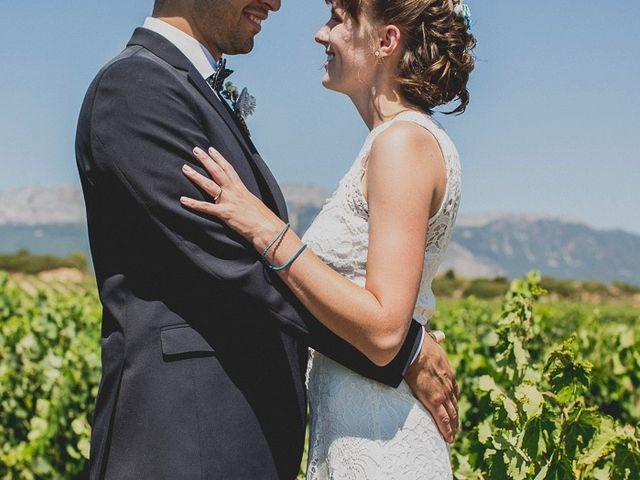 La boda de Darwin y Emily en Laguardia, Álava 72