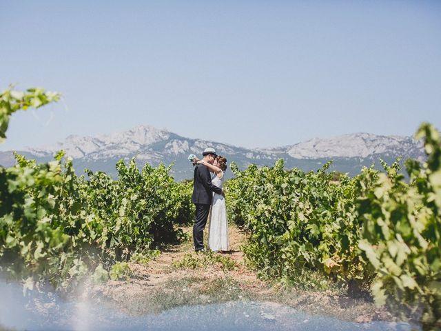 La boda de Darwin y Emily en Laguardia, Álava 77