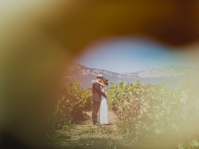 La boda de Darwin y Emily en Laguardia, Álava 78